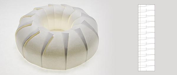 すべての折り紙 折り紙 帽子 立体 : 立体折り紙アート 特設ページ